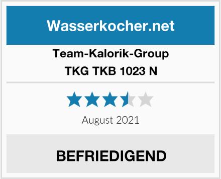 Team-Kalorik-Group TKG TKB 1023 N Test