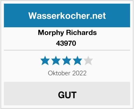 Morphy Richards 43970  Test
