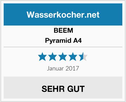 BEEM Pyramid A4 Test