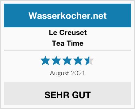 Le Creuset Tea Time Test