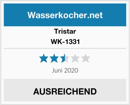Tristar WK-1331 Test