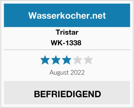 Tristar WK-1338  Test