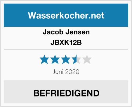 Jacob Jensen JBXK12B Test