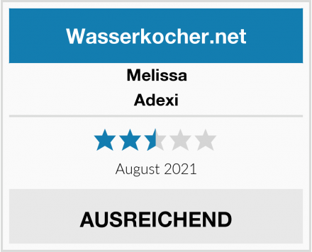 Melissa Adexi Test