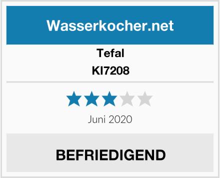 Tefal KI7208 Test