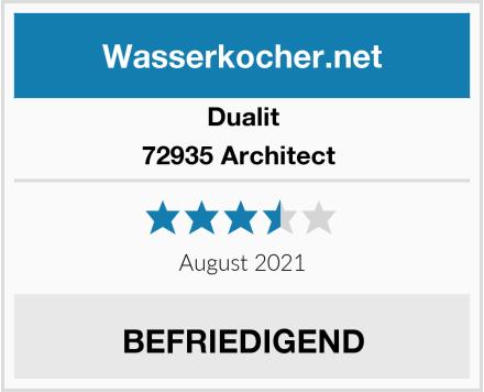 Dualit 72935 Architect  Test