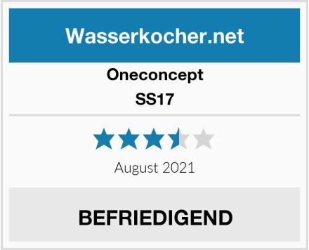 oneConcept SS17 Test