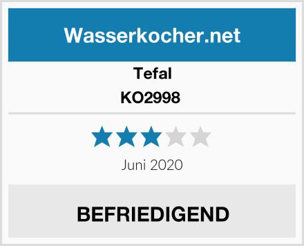 Tefal KO2998  Test
