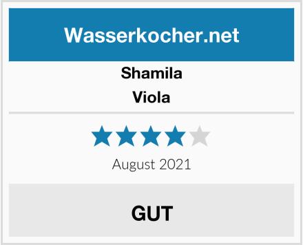 Shamila Viola Test