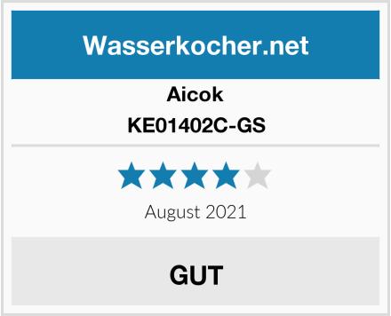 Aicok KE01402C-GS Test