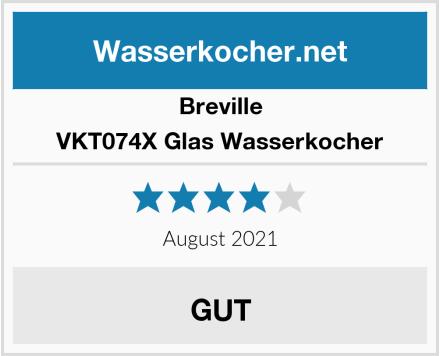 Breville VKT074X Glas Wasserkocher Test
