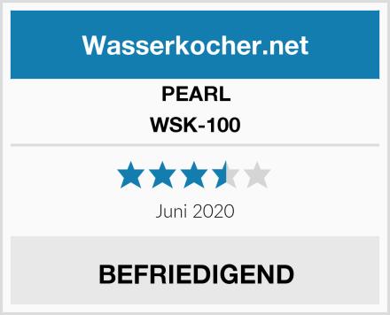 PEARL WSK-100 Test