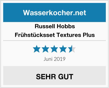 Russell Hobbs Frühstücksset Textures Plus Test