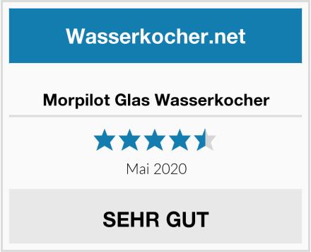 Morpilot Glas Wasserkocher Test