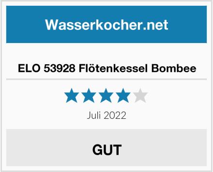 ELO 53928 Flötenkessel Bombee Test