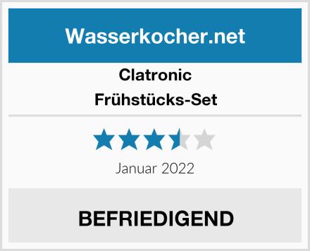 Clatronic Frühstücks-Set Test