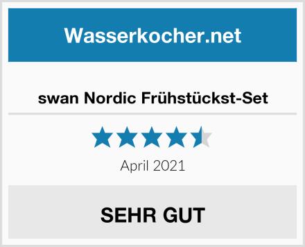 swan Nordic Frühstückst-Set Test