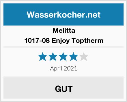 Melitta 1017-08 Enjoy Toptherm Test