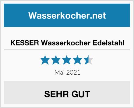 KESSER Wasserkocher Edelstahl Test