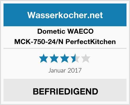 Dometic WAECO  MCK-750-24/N PerfectKitchen  Test