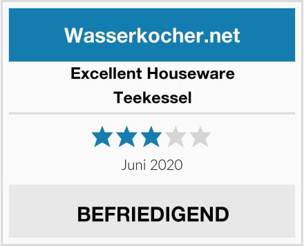 Excellent Houseware Teekessel Test