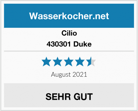 Cilio 430301 Duke Test