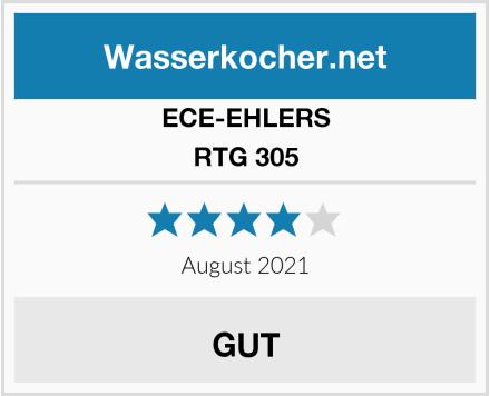 ECE-EHLERS RTG 305 Test