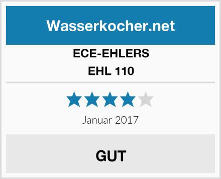 ECE-EHLERS EHL 110 Test