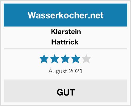 Klarstein Hattrick  Test